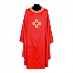 Gothic Chasuble 7009- Red