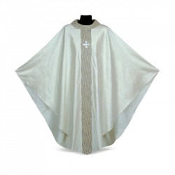 Gothic Chasuble 7015 - Cream