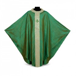 Gothic Chasuble 7018 - Green