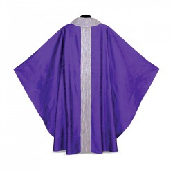 Gothic Chasuble 7019- Purple