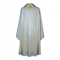 Gothic Chasuble 7021 - Cream