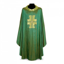 Gothic Chasuble 7022- Green