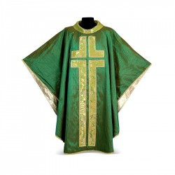 Gothic Chasuble 7027- Green