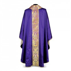 Gothic Chasuble 7028- Purple