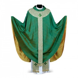 Gothic Chasuble 7032- Green