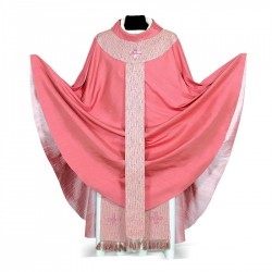 Gothic Chasuble 7035- Rose