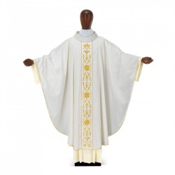 Gothic Chasuble 7036 - Cream