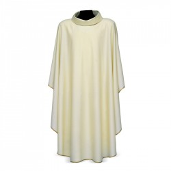 Gothic Chasuble 7044 - Cream