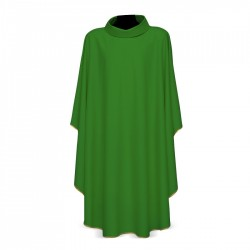Gothic Chasuble 7045- Green