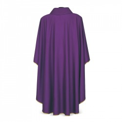 Gothic Chasuble 7046- Purple