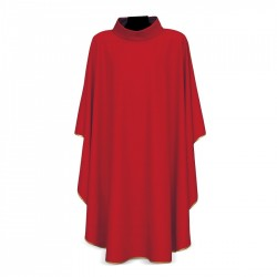Gothic Chasuble 7047- Red