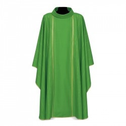 Gothic Chasuble 7049- Green