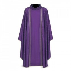 Gothic Chasuble 7050 - Purple