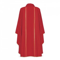 Gothic Chasuble 7051- Red