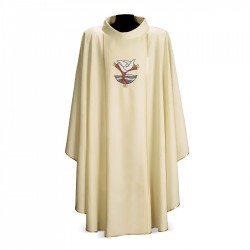 Gothic Chasuble 7053 - Cream