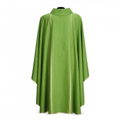 Gothic Chasuble 7055- Green