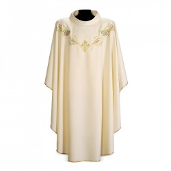 Gothic Chasuble 7058 - Cream