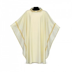 Gothic Chasuble 7060 - Cream
