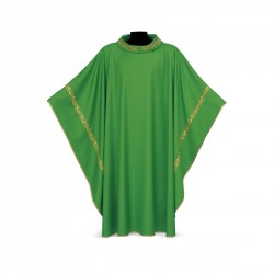 Gothic Chasuble 7061 - Green