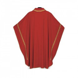Gothic Chasuble 7063 - Red