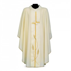 Gothic Chasuble 7068 - Cream