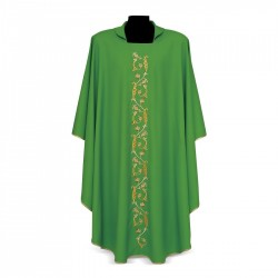 Gothic Chasuble 7075 - Green