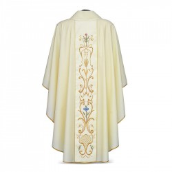 Gothic Chasuble 7079 - Cream