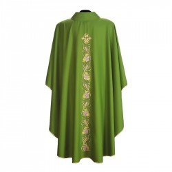 Gothic Chasuble 7083 - Green
