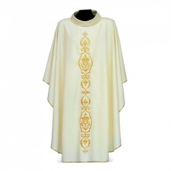 Gothic Chasuble 7085 - Cream
