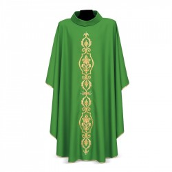 Gothic Chasuble 7086 - Green