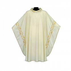 Gothic Chasuble 7089 - Cream