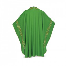 Gothic Chasuble 7090 - Green