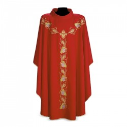 Gothic Chasuble 7099 - Red