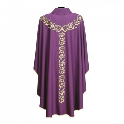 Gothic Chasuble 7100 - Purple