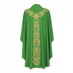 Gothic Chasuble 7103 - Green