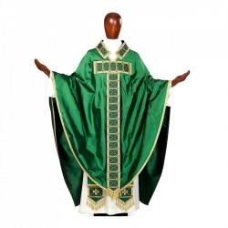 Gothic Chasuble 7116 - Green