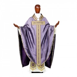 Gothic Chasuble 7123 - Purple