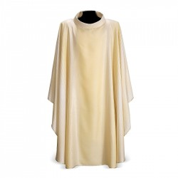 Gothic Chasuble 7125 - Cream