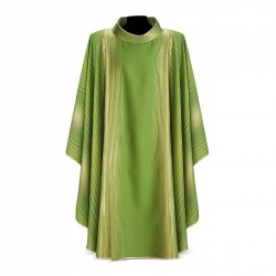 Gothic Chasuble 7127 - Green