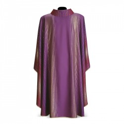 Gothic Chasuble 7128 - Purple