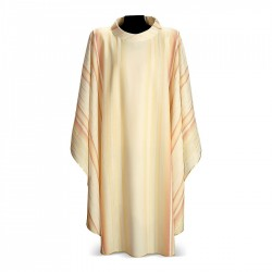 Gothic Chasuble 7130 - Cream