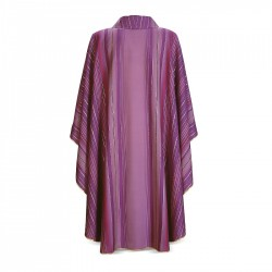 Gothic Chasuble 7132 - Purple