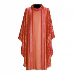 Gothic Chasuble 7133 - Red