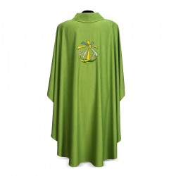 Gothic Chasuble 7135 - Green