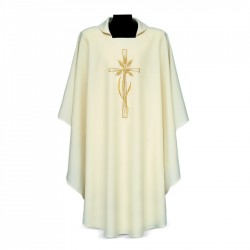 Gothic Chasuble 7138 - Cream