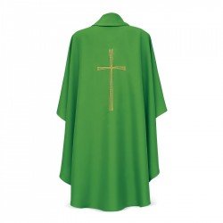 Gothic Chasuble 7139 - Green
