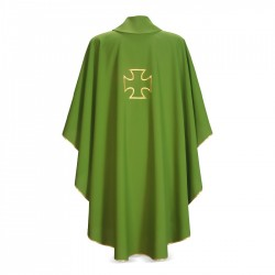 Gothic Chasuble 7143 - Green