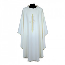 Gothic Chasuble 7146 - Cream