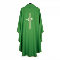 Gothic Chasuble 7147 - Green