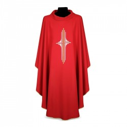 Gothic Chasuble 7149 - Red
